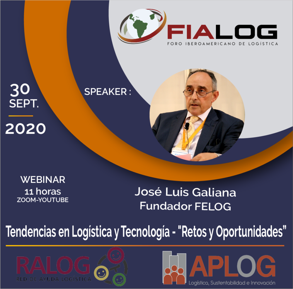 webinar tendencias logistica